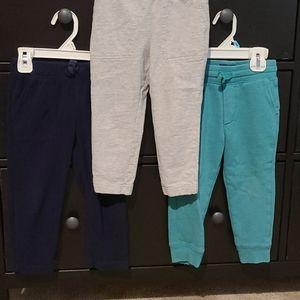 Set of 3 Boys 3T OshKosh Sweatpants